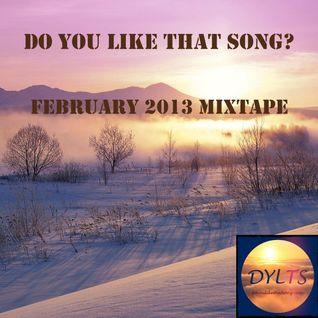 February 2013 Mixtape