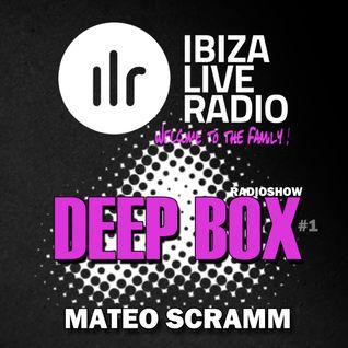 Ibiza Live Radio - DEEPBOX #1 - Mateo Scramm