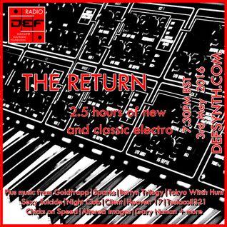 D.E.F. Radio - The Return 3rd May 2016