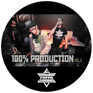 Riddim Tuffa  - 100% Production Mix vol.5