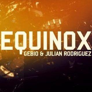 Julian Rodriguez @ 'Equinox' podcast on Digitally Imported radio - June 4th. 2016