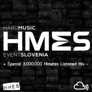 HMES @ Special 3.000.000 Minutes Listened Mix 2016