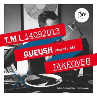 GUEUSH - TMI Radio ARA Luxembourg