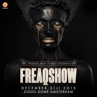 Cyber   Freaqshow 2015   Area 1