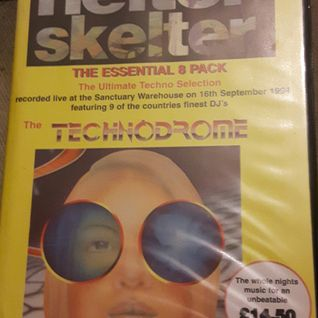 Dave Angel - Helter Skelter, 5 Years In The Making, Technodrome 16th September 1994