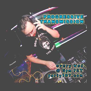 Greg Corbett - Progressive Transmission 320