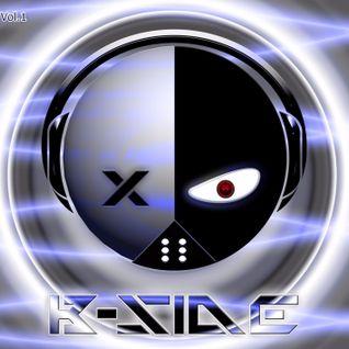 Leo-Vit @ B-SIDE promo mix GUMJA party - Madrid-Spain (hardtechno-schranz) 03-08-2015