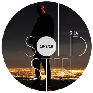 Solid Steel Radio Show 19/8/2016 Hour 2 - GILA