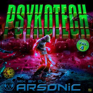 ► PSYKOTECH Vol.4 ► mix by ARSONIC