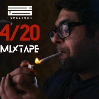 SU REAL'S HOMEGROWN 4-20 MIXTAPE