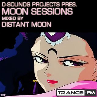 Distant Moon on Trance.Fm - Moon Sessions #48