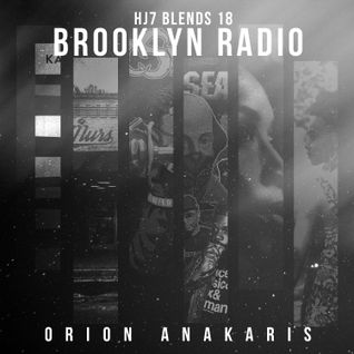 HJ7 Blends #18 - Orion Anakaris