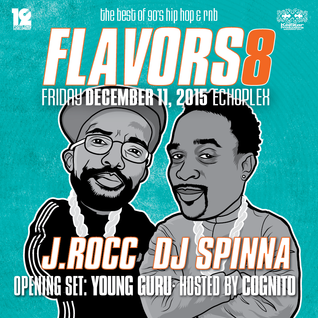 J.ROCC's Extended 'EastCoast Flavors' Mix