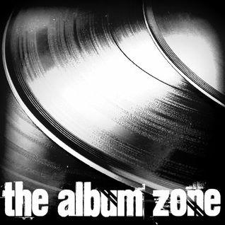 The Album Zone - Simon G - April 2015