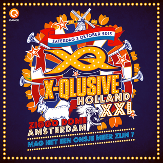 Dr. Rude | X-Qlusive Holland XXL 2015 | Area 1