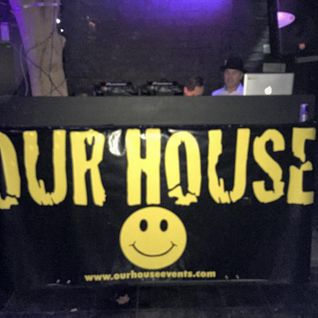 Terry Haynes presents #57 'Our House Warm Up Part 1'