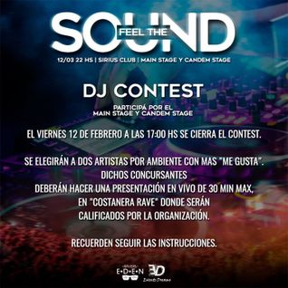 Dj Quin Set 2016 #FEELTHESOUNDCONTEST
