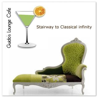 Stairway to Classical infinity [Guido's Lounge Cafe]