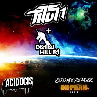 Titus1 vs Calvario vs Damian William - Serenade The Fck Banzai (ACIDOCIS ReDub MashUp)