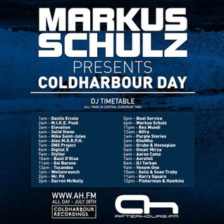 Rex Mundi – Coldharbour Day 2014 – 28-07-2014