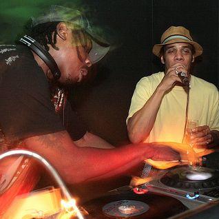 Bryan Gee feat. Mc Darrison @ Morada do Vinho - São Paulo / Brazil [20th August 2008]