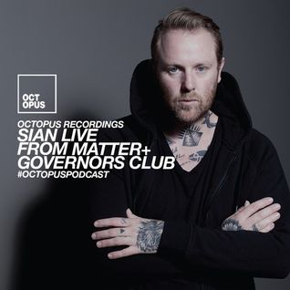Octopus Podcast 170 - Sian @ Matter+ Governors Club (NYC)