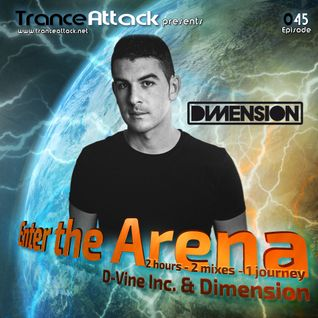 Dimension and D-Vine Inc. - Enter The Arena 045