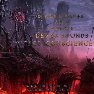 D.E.V.A.A - [Guest @ Wicked Conscience] TM-Radio (Oct'12)