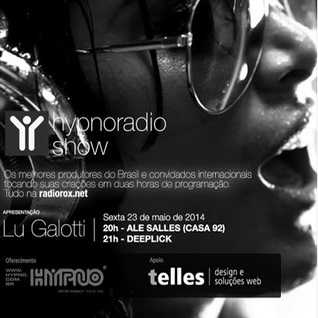 Hypno Radio Show 23.05.2014