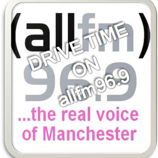 Drive Time 7th October on allfm96.9