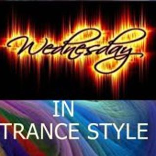 "DJ Nat performs for ""Wednesday in Trance Style"" on RadioAktiva"