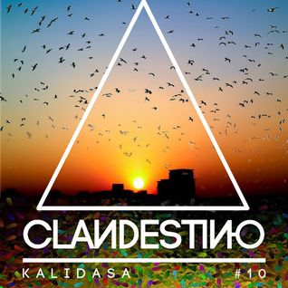 Kalidasa's Psychedelic Disco VI - The Clandestino Mix