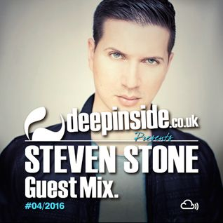 DEEPINSIDE presents STEVEN STONE (Exclusive Guest Mix)
