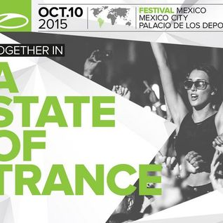 KhoMha live @ A State Of Trance Festival (ASOT700, Mexico)   10.10.2015