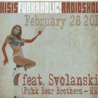 this is FUNKAHOLIC! RADIOSHOW february 2015