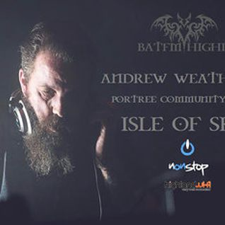 Andrew Weatherall @ Portree Community Centre, Isle Of Skye, Scotland. 26/04/2014.