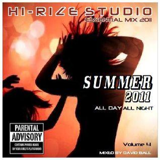 Essential Mix 2011 - Volume 4