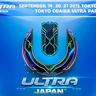 Nicky Romero - Live @ Ultra Japan 2015 (Tokyo) - 20.09.2015