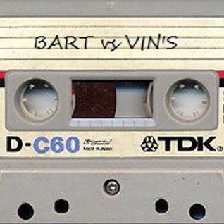 Bart vs Vin's-Back in the day mix-Face A