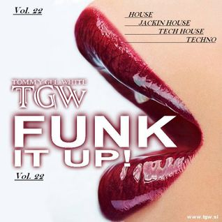 Tommy Gee White - Funk It Up! Vol. 22