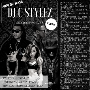 C Stylez - Nu-R&B Mix (January 2016) (Clean)