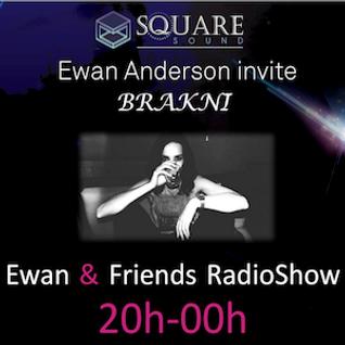 2016.06.04 Ewan & Friends#10 Part - 1 With BRAKNI