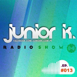 JUNIOR K. RADIO SHOW EP#.13 (Tech House)