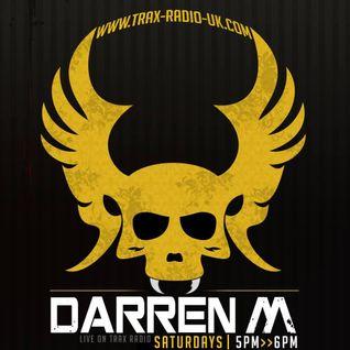 Darren_m THE TECHNO SESSIONS 13
