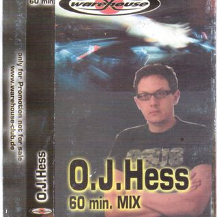 Oliver Hess - Warehouse Club Audiotape Mix- 2001