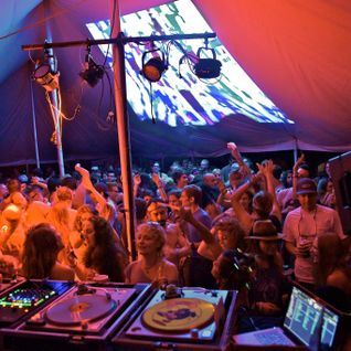 DJ Barticus & John E. Clift's All Night Campsite Dance Party #NMF2015