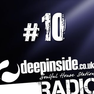 DEEPINSIDE - Soulful House Station #10