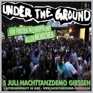 Neil Landstrumm (Live PA) @ UNDERtheGROUND-Nachttanzdemo Aftershowparty - MuK Giessen - 05.07.2014