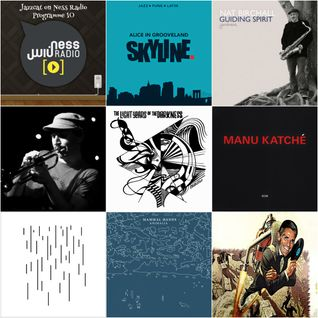 Jazzcat on Ness Radio - Programme 10 (15/04/2015)