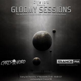 Chris Voro - Gloomy Sessions 024 (Trance.FM)